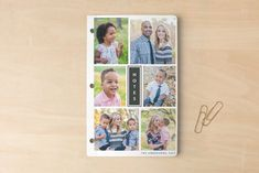Classic Notebooks by Jessica Ogden at minted.com