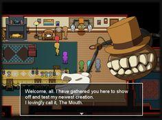 Review zur kommerziellen Fassung von Last Word, einem RPG-Maker Spiel in dem Wörter mächtiger als alle Waffen sind - http://www.jack-reviews.com/2015/05/last-word-rpg-maker-review.html
