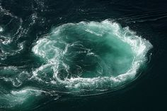 World's strongest tidal current --Saltstraumen, Nordland, Norway. Big Wave Surfing, Beyond The Sea, Nature Water, Big Waves, Ocean Waves, Bodo, Amazing Pics, Awesome, Perfect World