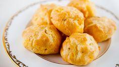 Adora queijo? Esta entrada foi feita para si! #Choux_com_Sete_Queijos #receitas #entradas #queijo