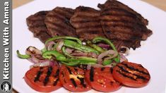 Beef Steak Recipe With Special Sauces for Eid ul adha 2019 by Kitchen Wi...