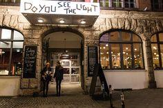Michelberger Hotel Restaurant / 40 days of eating / Mit Vergnünen