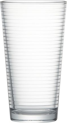 **Embossed rings on classic drinkware in a everyday size.Dishwasher-safeMade in Bulgaria 12 for $21