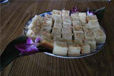 Bibingka (Sweet Rice Flour). Photo by aliono