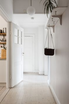Hallway. Erstagatan 26 | Fantastic Frank