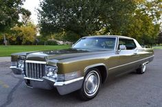 192 Best Cadillac 1969 1970 Images In 2019 Cadillac Fleetwood