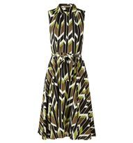 Green Rowena Dress | Smart Dresses | Dresses | Hobbs