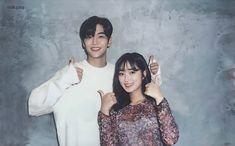 Still Picture, Japanese Drama, Drama Queens, Album Bts, Heartbeat, Korean Drama, Photo Cards, Hoseok, Cute Couples