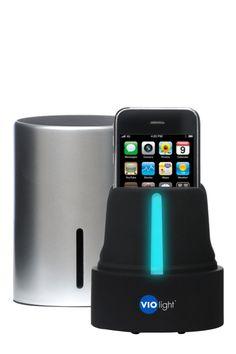UV Cellphone Sanitizer - Silver