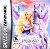 Barbie And The Magic Of Pegasus Gba Gameboy Game Boy Advance