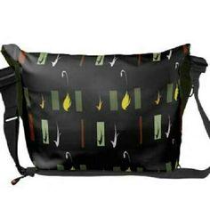 Designer shoulder bag zazzle.com/robleedesigns