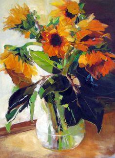 Ann Watcher - Portfolio of Works: Floral/Still Life