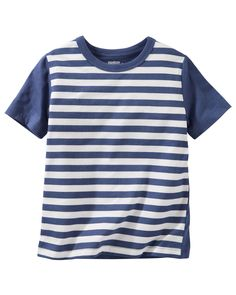 Baby Boy OshKosh Originals Striped Tee from OshKosh B'gosh. Shop clothing & accessories from a trusted name in kids, toddlers, and baby clothes.