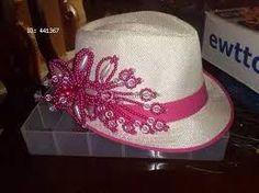 Resultado de imagen para sombreros decorados con tembleques d81a74a7f7d