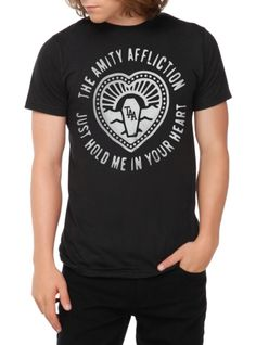 The Amity Affliction Hold Me T-Shirt | Hot Topic
