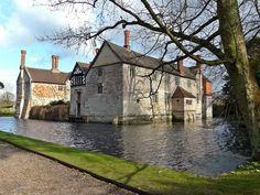 National Trust Baddesley  Clinton