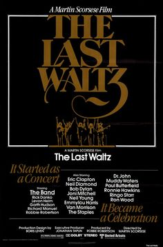 The Band: The Last Waltz (1978)