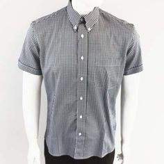 OiOi7 Vintage Button Down Shirt by Warrior Clothing- DALTON