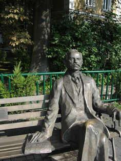 #magiaswiat #podróż #zwiedzanie #polska #blog #europa #jaworze #park #amfiteatr # teznie # fontanna #ławeczka Garden Sculpture, Buddha, Statue, Park, Film, Outdoor Decor, Blog, Home Decor, Europe