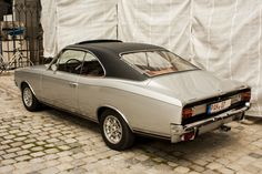 1967 Opel Commodore GSE Maintenance of old vehicles: the material for new cogs/casters/gears could be cast polyamide which I (Cast polyamide) can produce