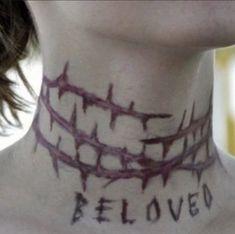 Pretty Tattoos, Cool Tattoos, Tatoos, Images Terrifiantes, Poke Tattoo, Stick And Poke, Cybergoth, Piercing Tattoo, Future Tattoos