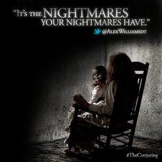 1000+ images about The Conjuring on Pinterest | Lorraine ...