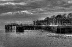 #fivedayblackandwhitechallenge  Day Four River Humber alongside of Hull