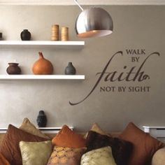 Walk By Faith Not By SightPurchase