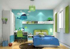 New Bedroom Design Children Boys Ideas