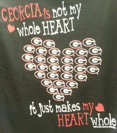 Georgia is Beautiful...Born & Raised Baby!!!