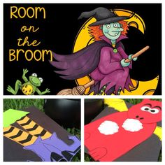 Room on the Broom Book Companion. http://www.teacherspayteachers.com/Product/Room-on-the-Broom-Book-Companion-1470934