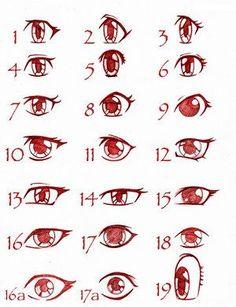 ogen tekenen - Google zoeken
