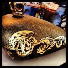 Igor's custom lines. Beautiful.......