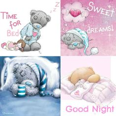 Good night sister and all,have as peaceful sleep God bless xxx❤❤❤✨✨✨🌙❄❄❄❄ Good Night Sister, Cute Good Night, Good Night Sweet Dreams, Good Night Image, Tatty Teddy, Good Night Greetings, Good Night Messages, Teddy Bear Quotes, Sweet Dream Quotes