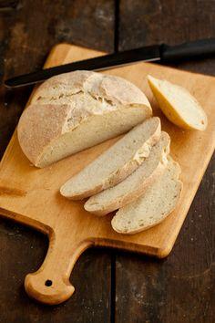 First Loaf of Fresno Sourdough