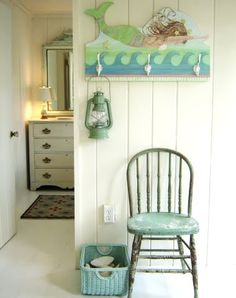 Coastal Cottage Decor by Tracey Rapisardi: http://www.completely-coastal.com/2012/06/coastal-summer-cottage-decor-by-tracey.html