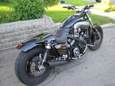 1997 Yamaha V-Max 1200 motorcycle photo