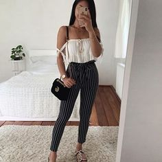 Amazing Outfit Ideas for Girls to Wear Nowadays Cute Summer Outfits, Cute Casual Outfits, Girly Outfits, Simple Outfits, Pretty Outfits, Stylish Outfits, Spring Outfits, Teenager Outfits, College Outfits