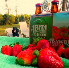 Abita Strawberry- my2nd fave