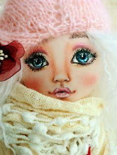 art doll by Liliya Skolova
