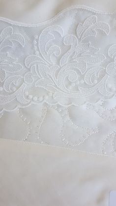 Egyptian satin cotton triple thread ivory with ivory cotton Swiss lace and ivory Bath Linens, Bed Linen, Luxury Bedding, Online Boutiques, Egyptian, Product Launch, Ivory, Satin, Tapestry