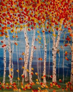 Resultado de imagen de fall art projects for elementary students Kindergarten Art Projects, Classroom Art Projects, School Art Projects, Art Classroom, Fall Art Projects, 4th Grade Art, Ecole Art, Art Lessons Elementary, Autumn Art