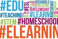 The Teacher's Quick Guide To Educational Twitter Hashtags - Edudemic