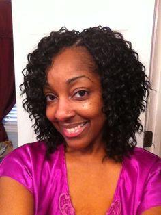 Freetress Deep twist hair. Freetress Deep Twist crochet braids