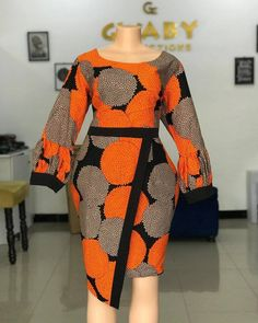 Best African Dresses, Latest African Fashion Dresses, African Print Dresses, African Attire, Ankara Fashion, African Men, African Style, African Print Dress Designs, African Print Clothing