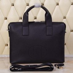 84a26f158b Hermes Briefcase Original Grainy Leather H8813T Hermes Bags