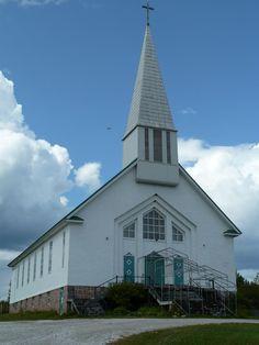 Notre-Dame-de-Lorette, Québec, Canada (49.078466, -72.357471)