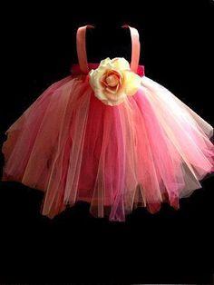 Tutu Dress by Arribelle on Etsy, $40.00