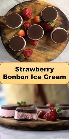 Bite Size Desserts, Frozen Desserts, Frozen Treats, Candy Recipes, Dessert Recipes, Dessert Ideas, Cookie Recipes, Yummy Treats, Sweet Treats
