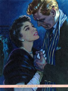 Illustration by Eric Earnshaw for the story Beginning Of Love.